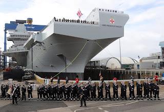 Kapal Induk HMS Prince of Wales (R09)