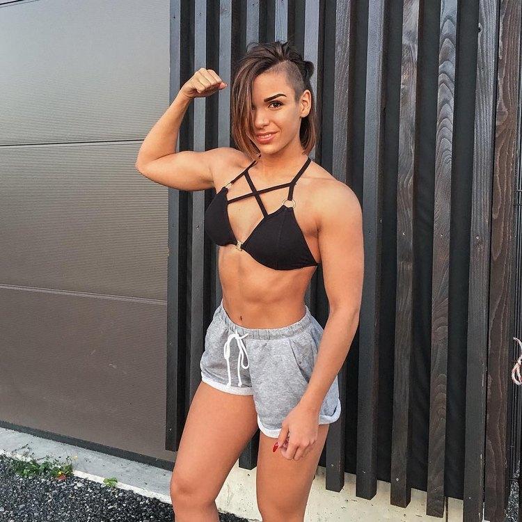 Michelle Häfliger Personal Trainer