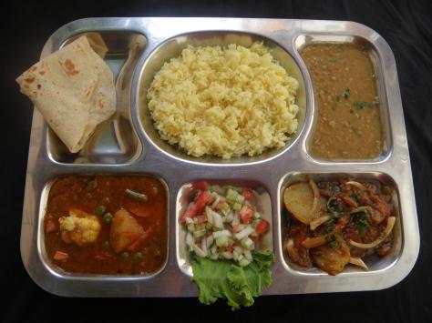 lecker indisch essen