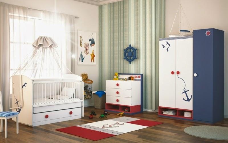 decoración cuarto bebé