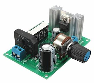 Módulo regulador de tensão LM317 ajustável Step Down