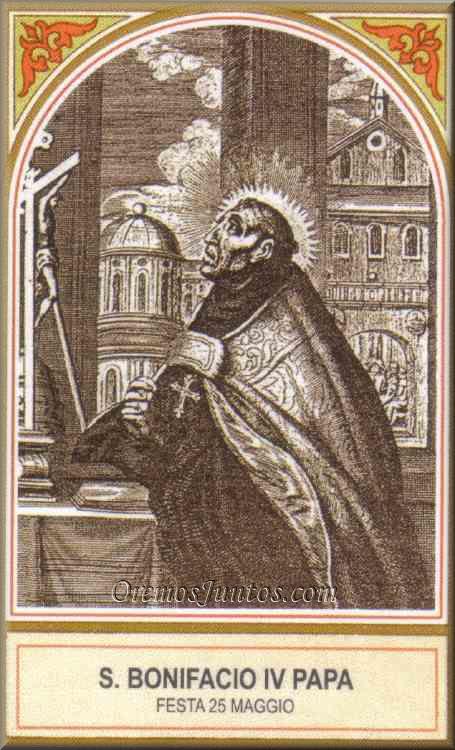 Resultado de imagen para bonifacio IV