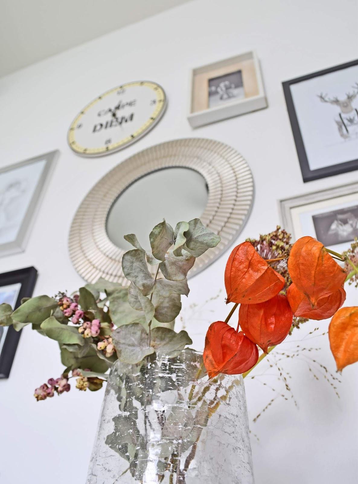 Dekorowanie ściany w mieszkaniu