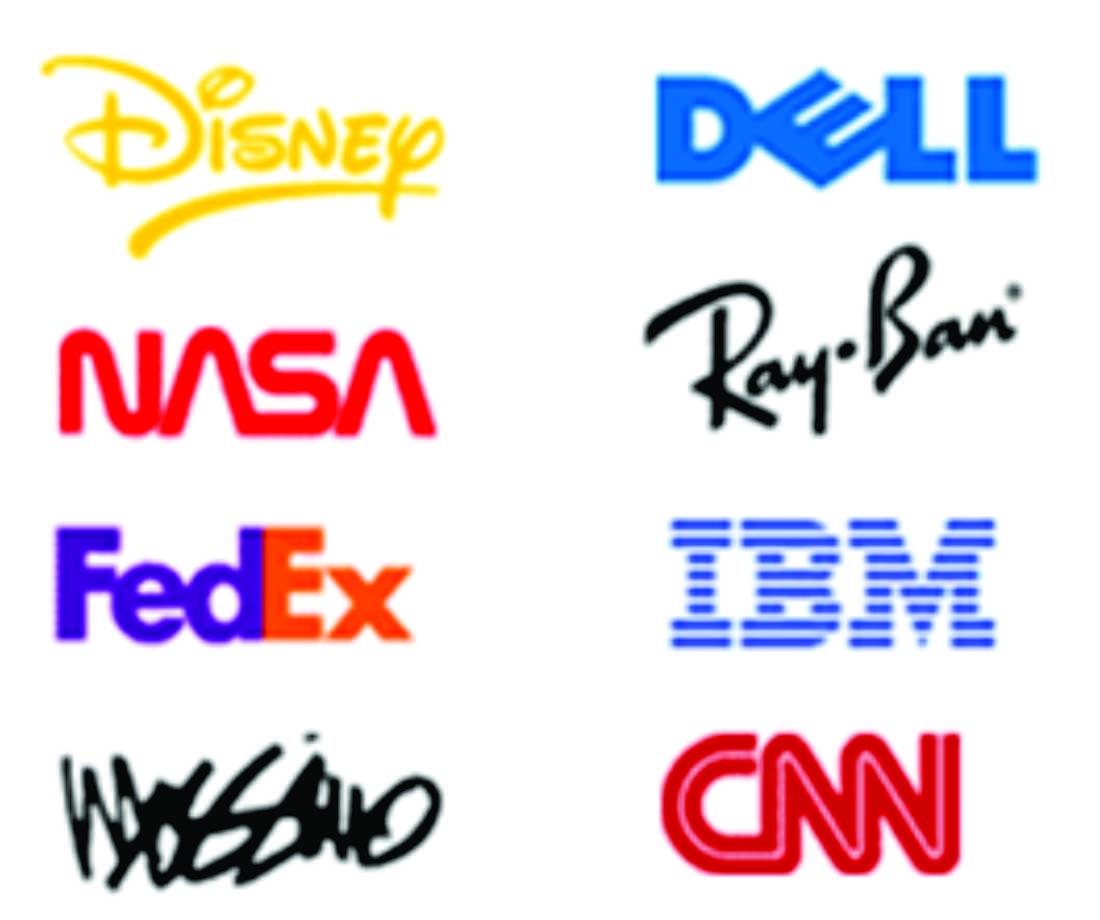 Grpahic Desing | Website Desing: Type of Logos