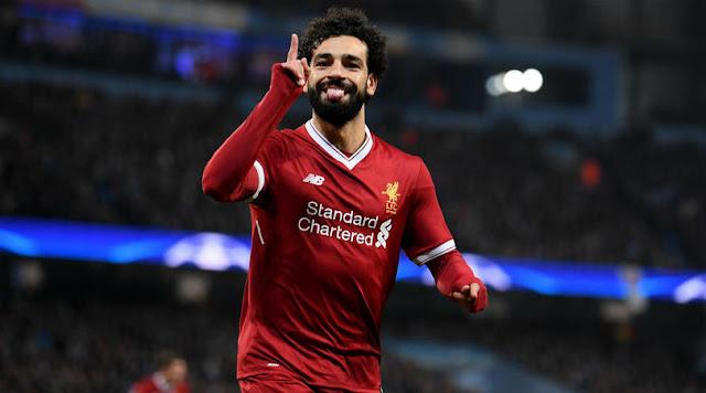 """Mohamed Salah cam kết tương lai với Liverpool bằng hợp đồng """"khủng"""""""