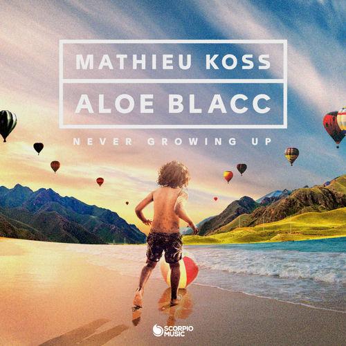 Mathieu Koss & Aloe Blacc - Never Growing Up - Single [iTunes Plus AAC M4A]