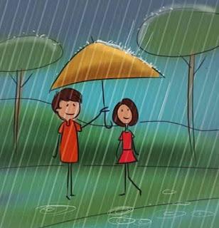 Kisah Cinta Di Balik Sebuah Gambar Yang Bikin Kamu Meneteskan Air Mata, Kenapa ya ?