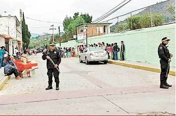 Atlacomulco, seguridad