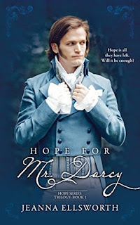 Book Cover: Hope for Mr Darcy by Jeanna Ellsworth