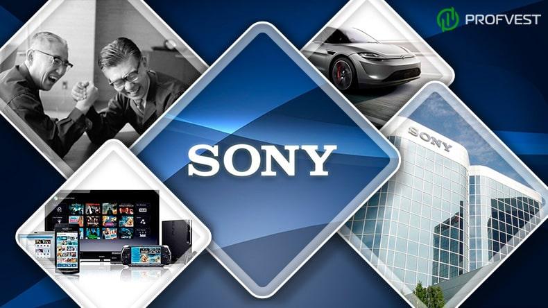 Компания Sony история создания известного бренда