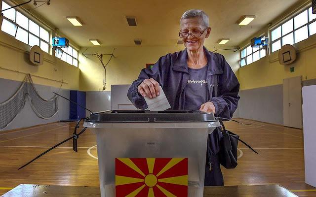 Δημοψήφισμα - Σκόπια: Χαμηλή συμμετοχή, αβέβαιες εξελίξεις