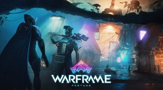 التوسع Fortuna الخاص بـ Warframe سيأتي في نوفمبر