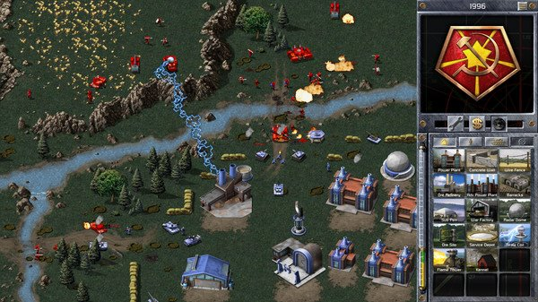 Command & Conquer Remastered Collection (2020) PC Full Español