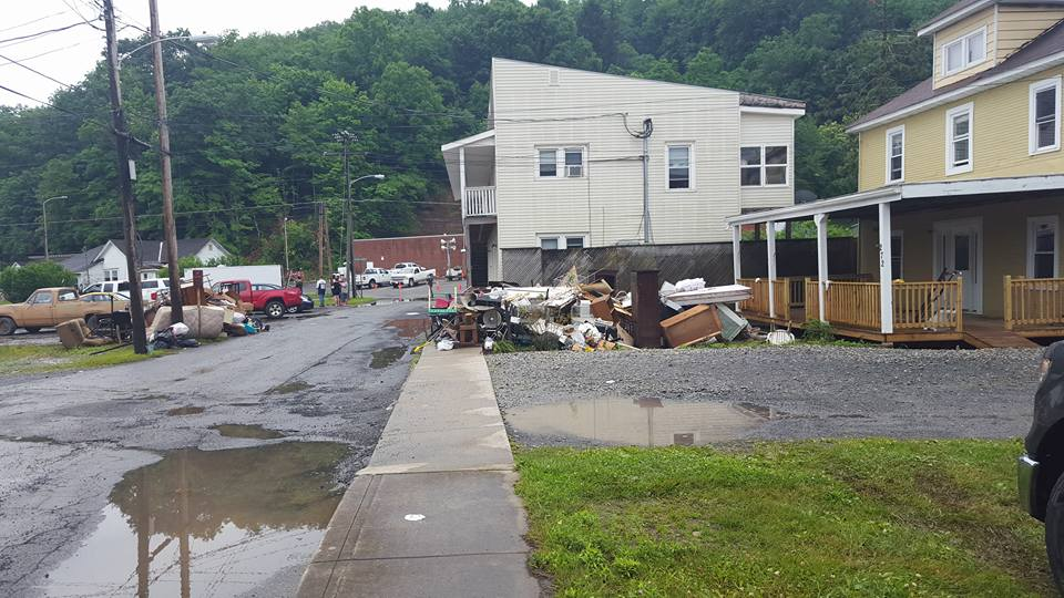 Wv Flood Amp Disaster Relief Mountaineer Made