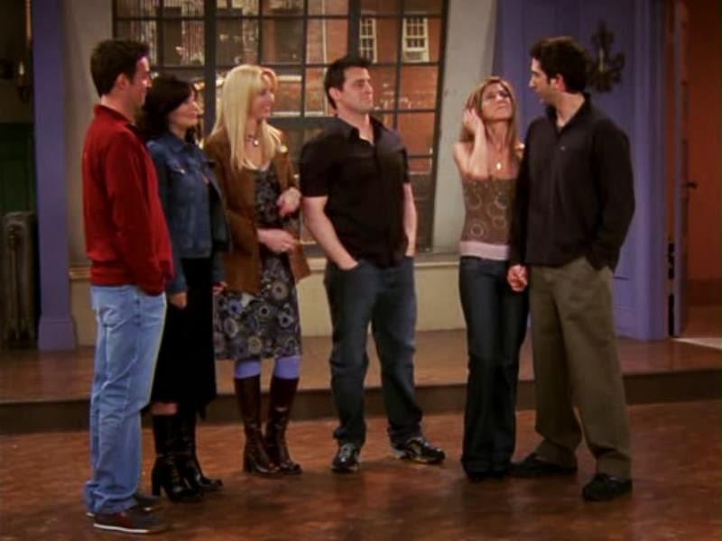 Friends Friends Season 10