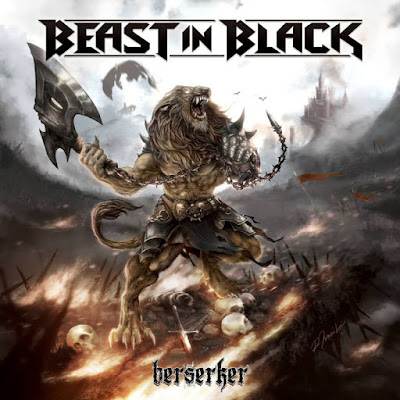 "Beast in Black - ""Blind And Frozen"" (video) from the album ""Berserker"""