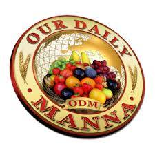 Our Daily Manna October 24, 2017: ODM devotional – Stop The Haste! Let Things Happen!