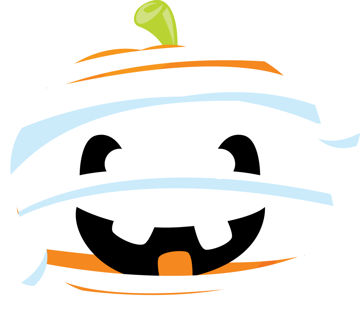 Happy Halloween Clipart. | Oh My Fiesta! in english