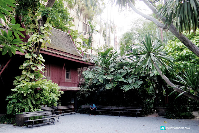 bowdywanders.com Singapore Travel Blog Philippines Photo :: Thailand :: Jimmy Thompson House Museum: Bangkok's Best Kept Museum Secret