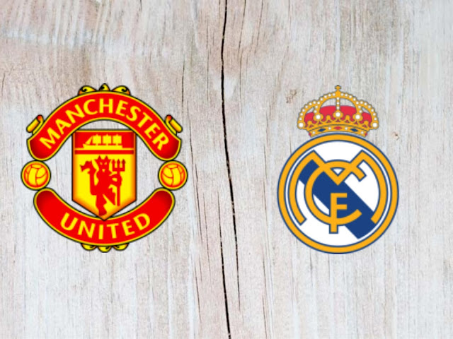 Watch Manchester United vs Real Madrid - Highlights - 01 August 2018