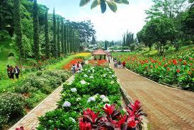 Kebun Bunga, wisata di malang