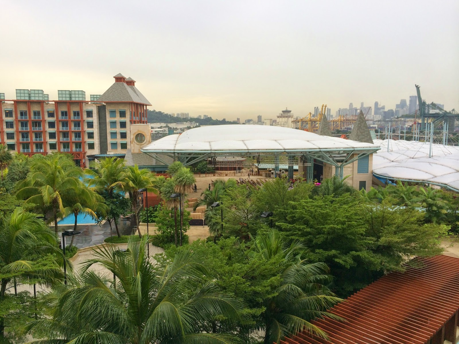 Festive Hotel , Resort world sentosa