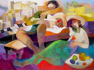 Современные художники Ирана