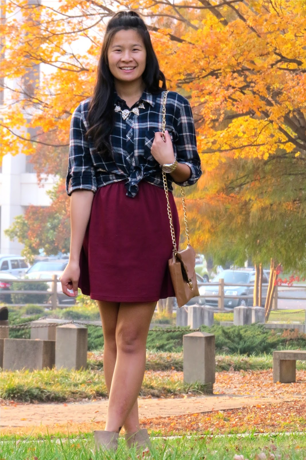 Styling_a_flannel_for_fall