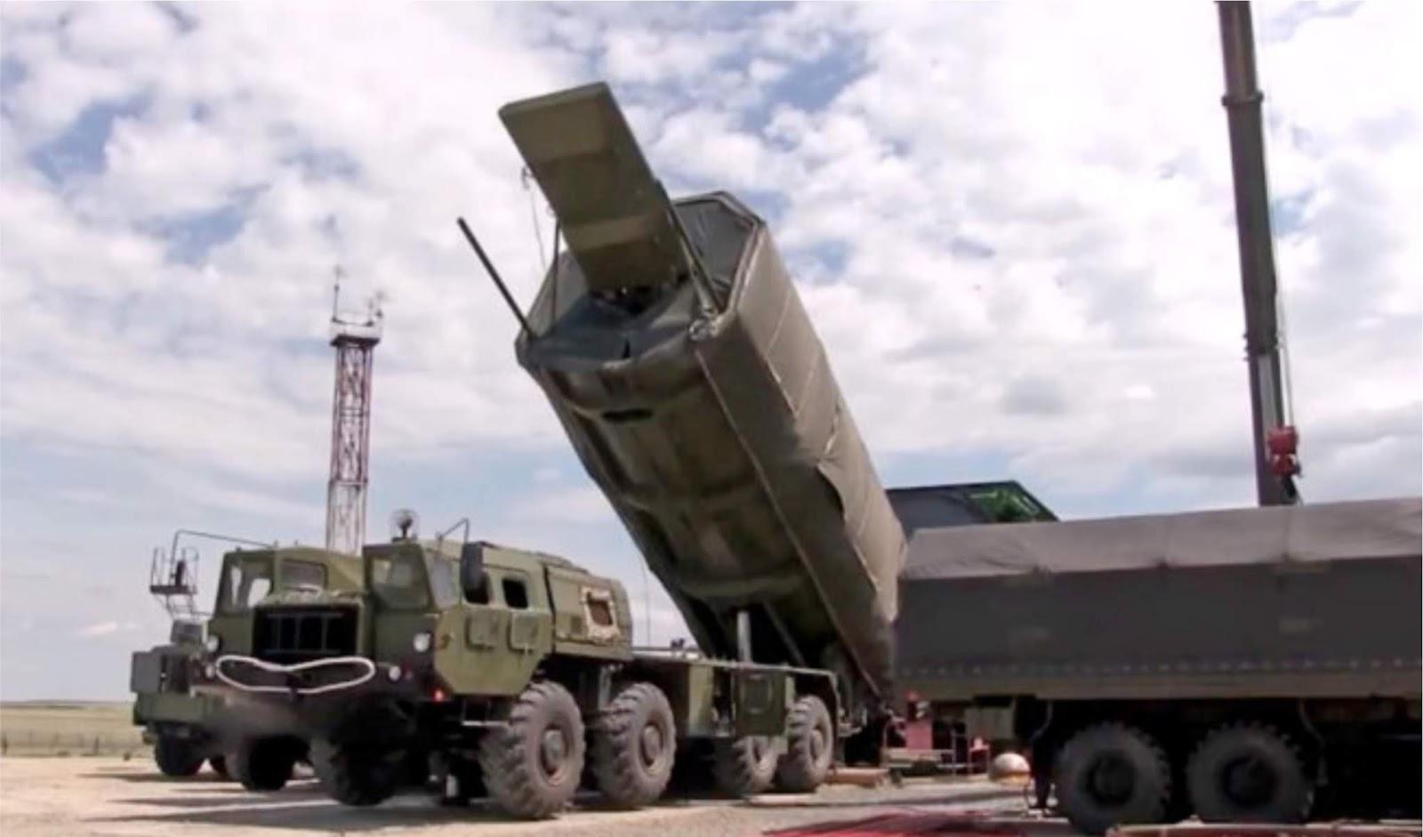 Dengarkan gertakan Putin AS mulai menghitung waktu rudal Rusia sampai ke Amerika