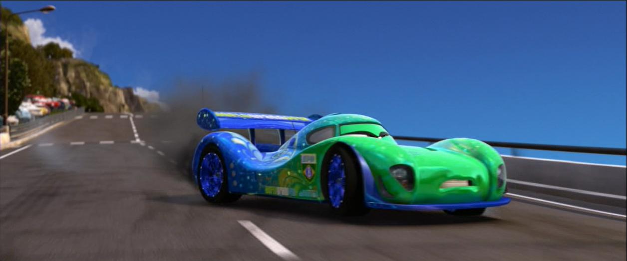 Disney Cars Diecast, reviews and more: Cars 2 Carla Veloso ...