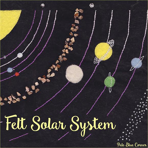 Felt Solar System