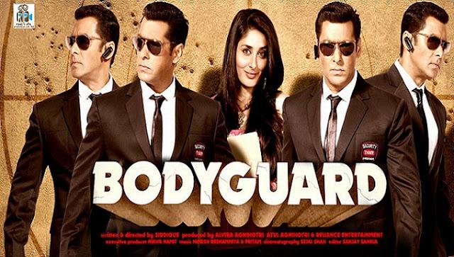 Bodyguard Hindi Full Movie 720p HD Download