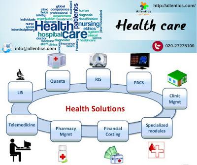 Best hospital management software system in pune