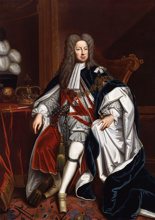 George I - King of England