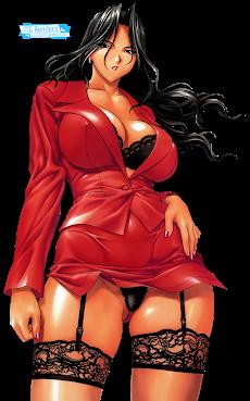 Inoue Takuya - Original Character Render 1