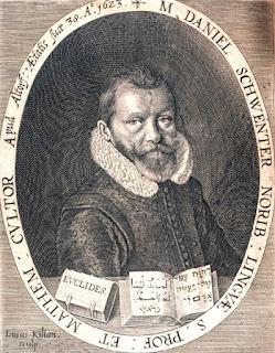 Daniel Schwenter