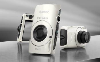 Wallpaper: Canon IXUS 300 HS