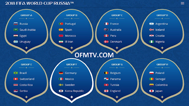 Two days to 2018 FIFA World Cup Russia™, squads officially confirmed and where to watch