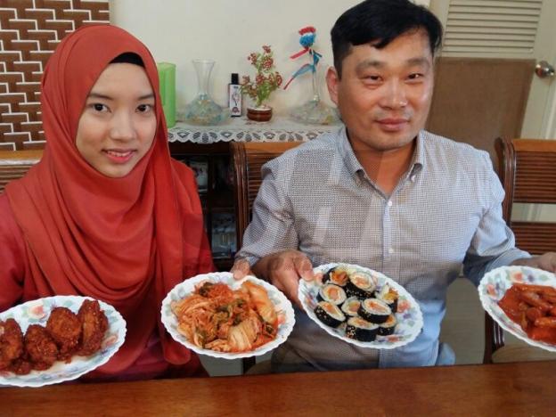 Kerana Coconut Shake, Gadis Melayu Dilamar Lelaki Korea