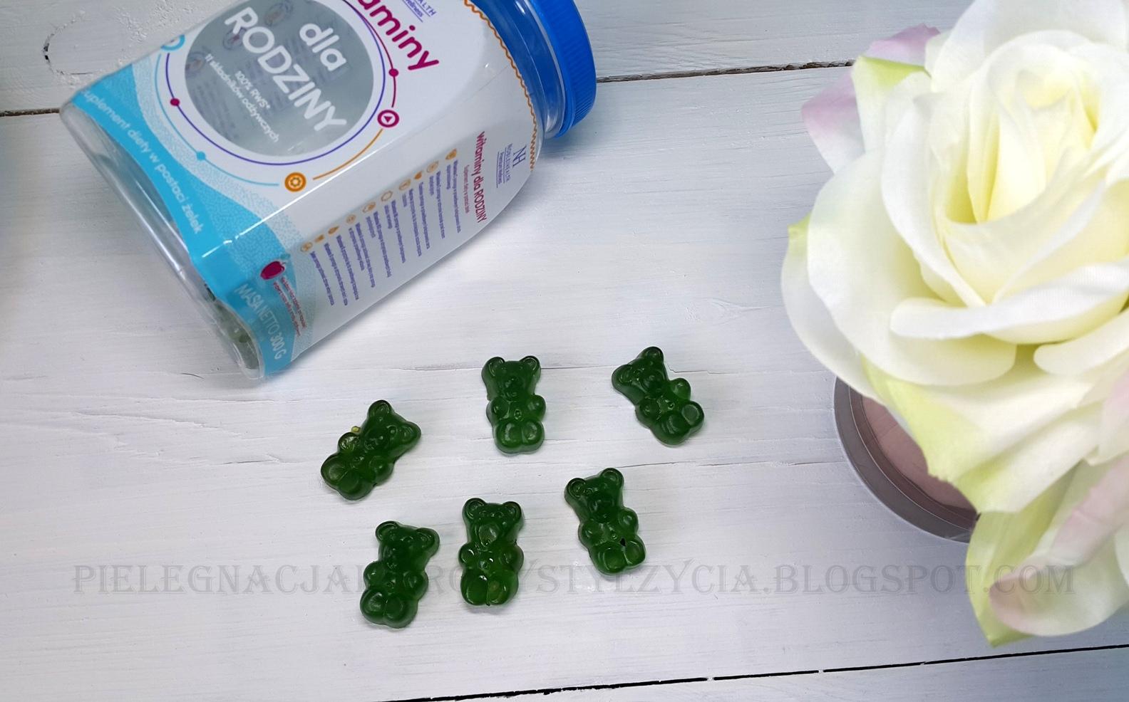 Witaminy dla rodziny w elkach i magnez z witamin b6 for Magnez w tabletkach