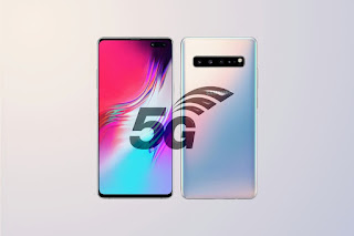The Samsung Galaxy S10 5G Is A Monster Among Phones