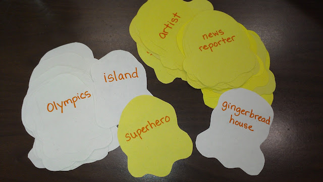 Popcorn Writing   Apples to Applique