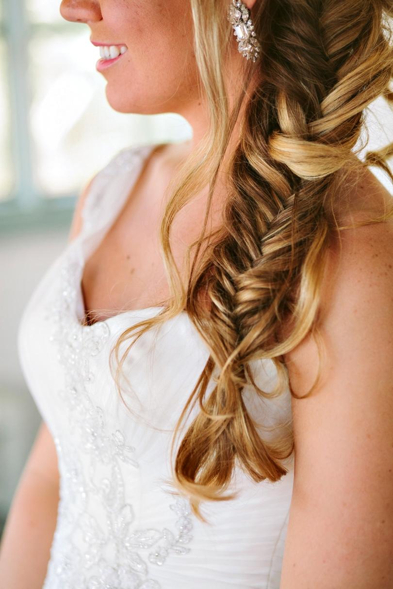 ślub, fryzury ślubne, warkocz ślub, wedding braid, wedding hairstyle, 2016, 2017, kłos ślubny, upięcia na ślub, wesele, fryzura,