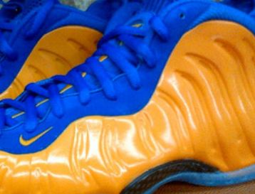 reputable site 449cd a0515 The Nike Air Foamposite One Pro NYC Knicks Sneaker Release Date will be on  11 26 for a retail of 230 bucks, will you be picking these up