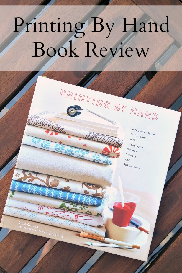 Printing by Hand Book Review