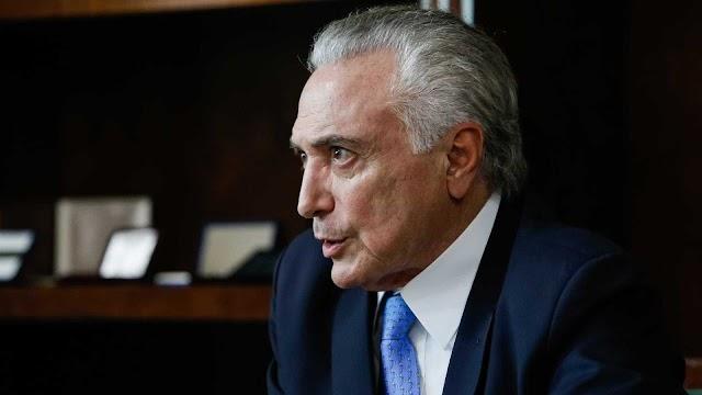 Temer: 'Quero que Lula dispute a eleição e seja vencido no voto'