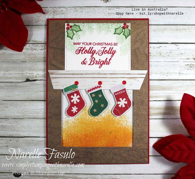 Make fun Christmas card with our wonderful range of products. See the complete range here - http://bit.ly/shopwithnarelle
