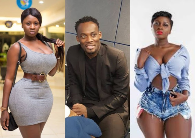 Actress Princess Shyngle And Footballer Michael Essien