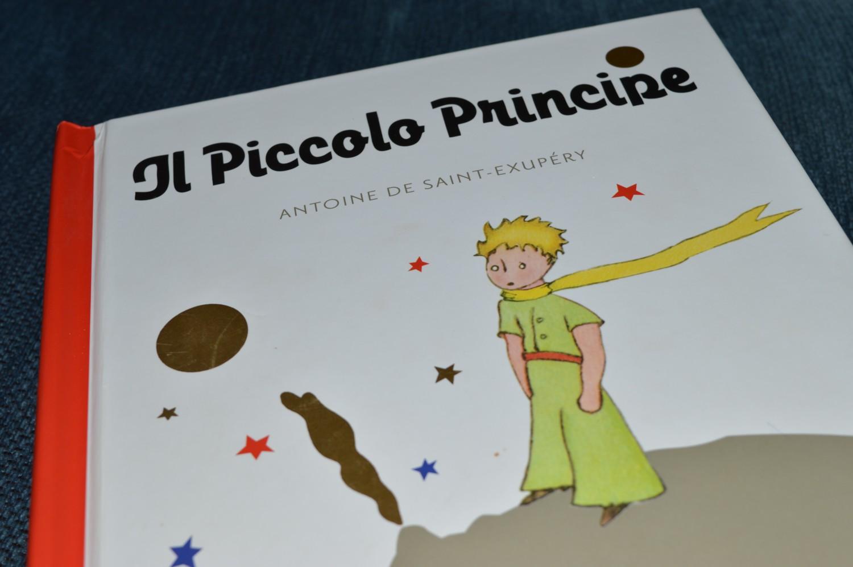 Libri: il piccolo principe a. de saint exupéry venerdì del libro
