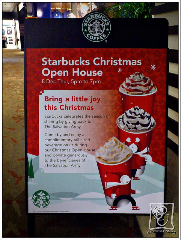 Is Starbucks Open On Christmas.Starbucks Christmas Open House Huney Z World